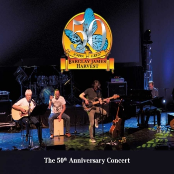 The 50th Anniversary Concert CD/DVD cover
