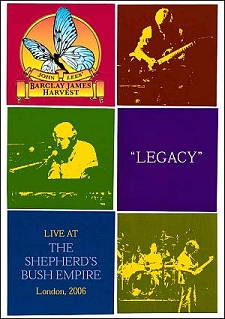 Legacy DVD cover